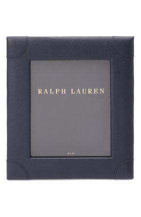 Рамка для фотографий RALPH LAUREN темно-синего цвета, арт. 682708127 | Фото 1