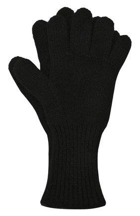 Детские кашемировые перчатки GIORGETTI CASHMERE черного цвета, арт. MB1699/8A | Фото 1 (Материал: Шерсть, Кашемир)