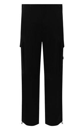 Мужские хлопковые брюки-карго 2 moncler 1952 MONCLER GENIUS черного цвета, арт. G2-091-2A000-22-54A1U | Фото 1 (Материал внешний: Хлопок; Длина (брюки, джинсы): Стандартные; Случай: Повседневный; Силуэт М (брюки): Карго; Стили: Гранж)