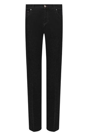 Мужские джинсы ANDREA CAMPAGNA темно-серого цвета, арт. AC402/T28.W00D | Фото 1 (Материал внешний: Хлопок; Длина (брюки, джинсы): Стандартные; Кросс-КТ: Деним; Стили: Классический; Силуэт М (брюки): Прямые)