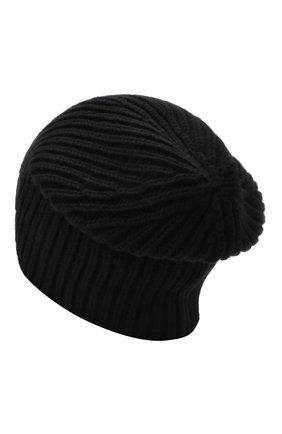 Мужская шапка из кашемира и шерсти 2 moncler 1952 MONCLER GENIUS черного цвета, арт. G2-092-3B000-08-M1213 | Фото 2 (Материал: Шерсть, Кашемир; Кросс-КТ: Трикотаж)