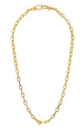 Женское колье HANKA_IN золотого цвета, арт. JIM3-C0 | Фото 1 (Материал: Металл)