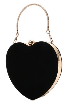 Детская сумка MONNALISA черного цвета, арт. 178015   Фото 2 (Материал: Текстиль)