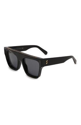 Женские солнцезащитные очки STELLA MCCARTNEY черного цвета, арт. SC40006I-01A | Фото 1 (Тип очков: С/з; Оптика Гендер: оптика-женское; Очки форма: Квадратные)