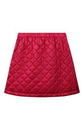 Стеганая юбка | Фото №2