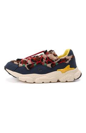Детские кроссовки NATURINO разноцветного цвета, арт. 0012015499/06/27-32   Фото 2 (Материал внутренний: Натуральная кожа, Текстиль; Материал внешний: Текстиль; Стили: Гранж)