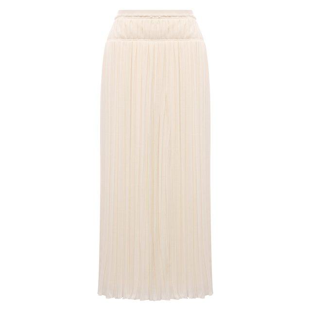 Шерстяная юбка Chloé
