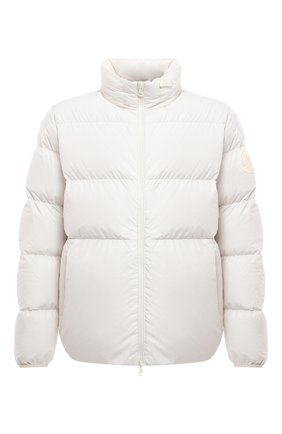 Мужская пуховая куртка akishima 2 moncler 1952 MONCLER GENIUS кремвого цвета, арт. G2-092-1A000-02-54A81 | Фото 1 (Рукава: Длинные; Материал внешний: Синтетический материал; Материал утеплителя: Пух и перо; Длина (верхняя одежда): Короткие; Материал подклада: Синтетический материал; Кросс-КТ: Куртка; Мужское Кросс-КТ: пуховик-короткий; Стили: Кэжуэл)