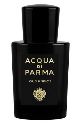Парфюмерная вода oud & spice (20ml) ACQUA DI PARMA бесцветного цвета, арт. ADP081320 | Фото 1 (Ограничения доставки: flammable)