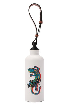Женского бутылка loewe x paula's ibiza LOEWE белого цвета, арт. K000A20X01 | Фото 1 (Материал: Металл)