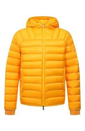 Мужская пуховая куртка 2 moncler 1952 MONCLER GENIUS оранжевого цвета, арт. G2-092-1A000-19-595B1 | Фото 1 (Материал утеплителя: Пух и перо; Длина (верхняя одежда): Короткие; Рукава: Длинные; Материал внешний: Синтетический материал; Материал подклада: Синтетический материал; Кросс-КТ: Куртка; Мужское Кросс-КТ: пуховик-короткий; Стили: Спорт-шик)