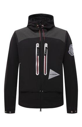 Мужская куртка 2 moncler 1952 moncler genius x and wander MONCLER GENIUS черного цвета, арт. G2-092-1A000-16-595EF | Фото 1 (Материал внешний: Синтетический материал; Длина (верхняя одежда): Короткие; Рукава: Длинные; Материал подклада: Синтетический материал; Кросс-КТ: Куртка; Мужское Кросс-КТ: пуховик-короткий; Стили: Спорт-шик)