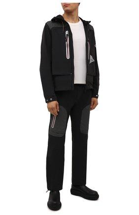 Мужская куртка 2 moncler 1952 moncler genius x and wander MONCLER GENIUS черного цвета, арт. G2-092-1A000-16-595EF | Фото 2 (Материал внешний: Синтетический материал; Длина (верхняя одежда): Короткие; Рукава: Длинные; Материал подклада: Синтетический материал; Кросс-КТ: Куртка; Мужское Кросс-КТ: пуховик-короткий; Стили: Спорт-шик)