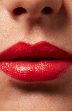 Губная помада rosso valentino satin, 405a (3.5g) VALENTINO бесцветного цвета, арт. 3614273229012   Фото 3