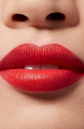 Губная помада rosso valentino satin, 405a (3.5g) VALENTINO бесцветного цвета, арт. 3614273229012   Фото 4