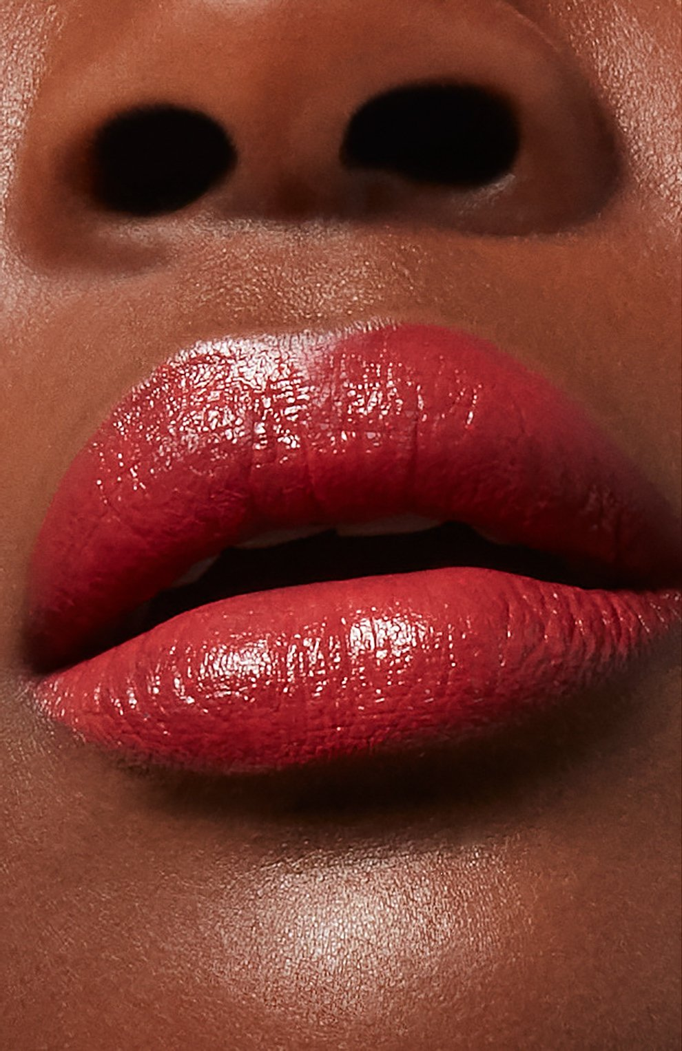 Губная помада rosso valentino satin, 405a (3.5g) VALENTINO бесцветного цвета, арт. 3614273229012   Фото 5