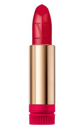 Губная помада rosso valentino satin (refill), 22r (3.5g) VALENTINO бесцветного цвета, арт. 3614273231947 | Фото 1