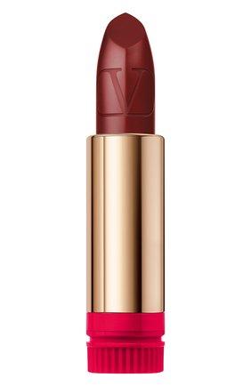 Губная помада rosso valentino satin (refill), 221r (3.5g) VALENTINO бесцветного цвета, арт. 3614273232005 | Фото 1