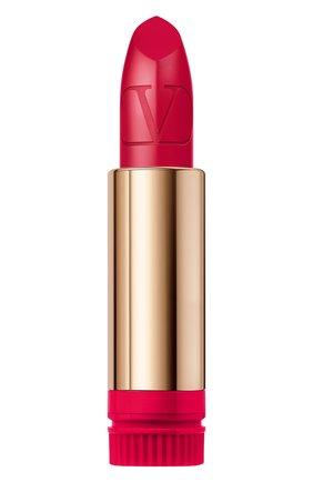 Губная помада rosso valentino satin (refill), 204r (3.5g) VALENTINO бесцветного цвета, арт. 3614273232012 | Фото 1