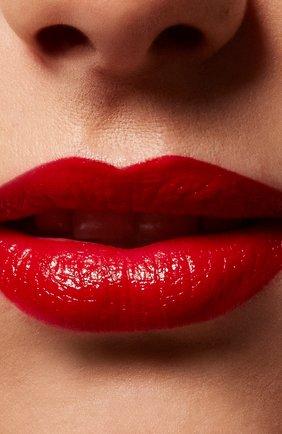 Губная помада rosso valentino satin (refill), 201a (3.5g) VALENTINO бесцветного цвета, арт. 3614273232036 | Фото 2