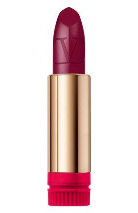 Губная помада rosso valentino satin (refill), 501r (3.5g) VALENTINO бесцветного цвета, арт. 3614273232050 | Фото 1
