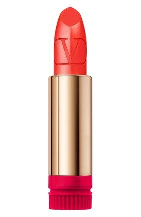 Губная помада rosso valentino satin (refill), 405a (3.5g) VALENTINO бесцветного цвета, арт. 3614273232128 | Фото 1