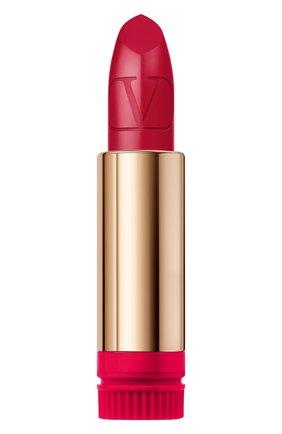 Губная помада rosso valentino satin (refill), 300r (3.5g) VALENTINO бесцветного цвета, арт. 3614273232227 | Фото 1