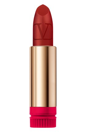 Губная помада rosso valentino matte (refill), 111a (3.5g) VALENTINO бесцветного цвета, арт. 3614273232326 | Фото 1