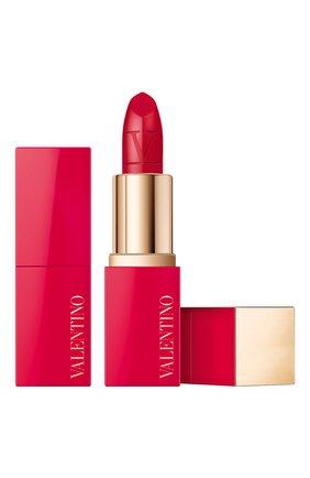Губная помада rosso valentino satin midi, 22r (2g) VALENTINO бесцветного цвета, арт. 3614273232449 | Фото 1