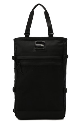 Мужской текстильный рюкзак YOHJI YAMAMOTO черного цвета, арт. HX-I54-661 | Фото 1 (Материал: Текстиль)