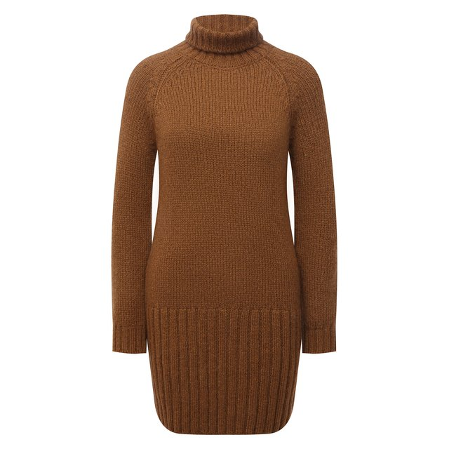 Шерстяное платье Yves Saint Laurent 12290268