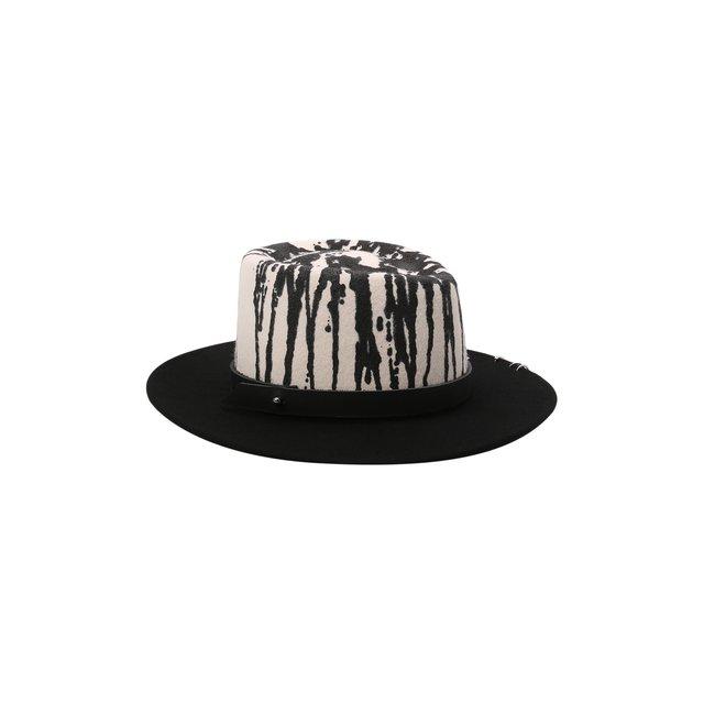 Фетровая шляпа Drop Punk Cross COCOSHNICK HEADDRESS
