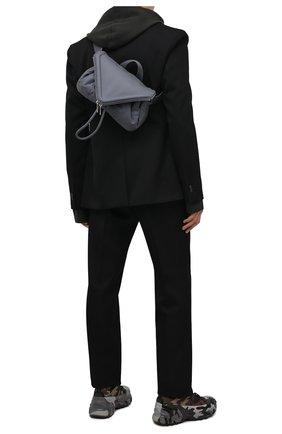 Мужские кроссовки arthur BURBERRY разноцветного цвета, арт. 8042185 | Фото 2 (Материал внутренний: Текстиль, Натуральная кожа; Материал внешний: Текстиль, Экокожа; Подошва: Массивная; Стили: Гранж)