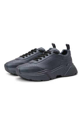 Кожаные кроссовки Daymaster | Фото №1