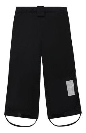 Детские утепленные брюки jump pro MOLO черного цвета, арт. 5W21I102   Фото 2 (Материал внешний: Синтетический материал; Девочки Кросс-КТ: Комбинезон-верхняя одежда)