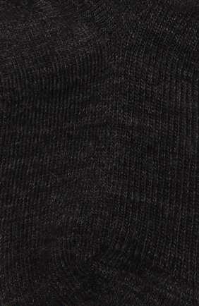 Детские шерстяные носки WOOL&COTTON черного цвета, арт. NMML | Фото 2 (Материал: Шерсть)