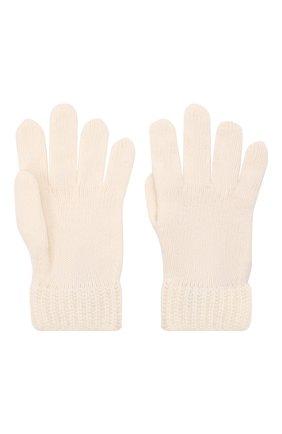 Детские перчатки WOOLRICH кремвого цвета, арт. CFWKAC0124FR/UF0603 | Фото 2 (Материал: Текстиль, Шерсть, Вискоза, Синтетический материал)