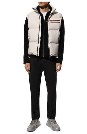 Кожаные кроссовки Polarius 19 LR | Фото №2