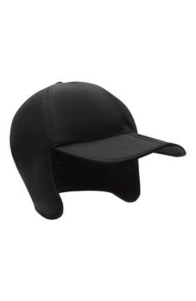 Мужской бейсболка BOGNER черного цвета, арт. 98422487 | Фото 1 (Материал: Синтетический материал, Текстиль)