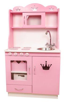 Кухня для куклы с набором посуды | Фото №2