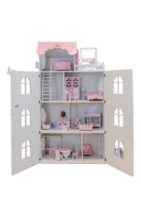 Дом для куклы с гаражом | Фото №1