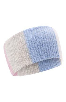 Женского повязка на голову GIORGIO ARMANI разноцветного цвета, арт. 797445/1A712 | Фото 1 (Материал: Шелк, Текстиль, Кашемир, Шерсть)