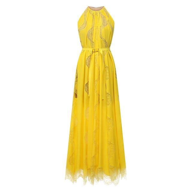 Шелковое платье Stella Mccartney 12299824