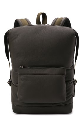 Кожаный рюкзак Classic Pillow   Фото №1