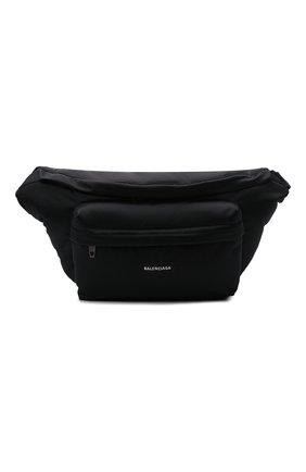 Текстильная поясная сумка Oversized XXL   Фото №1
