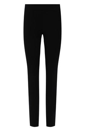 Женские леггинсы WOLFORD черного цвета, арт. 19233 | Фото 1 (Материал внешний: Синтетический материал; Длина (брюки, джинсы): Стандартные; Стили: Спорт-шик; Женское Кросс-КТ: Леггинсы-одежда, Леггинсы-спорт)