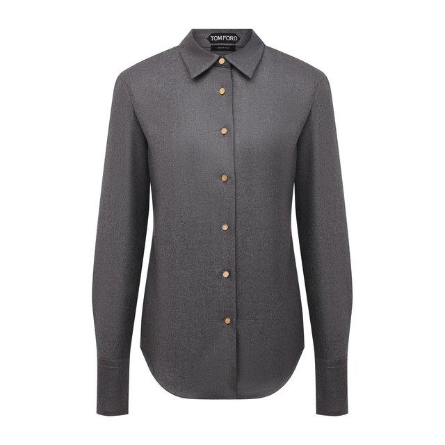 Кашемировая рубашка Tom Ford