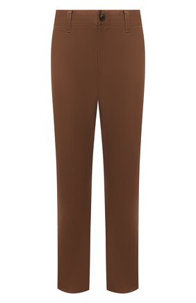 Хлопковые брюки   Фото №1