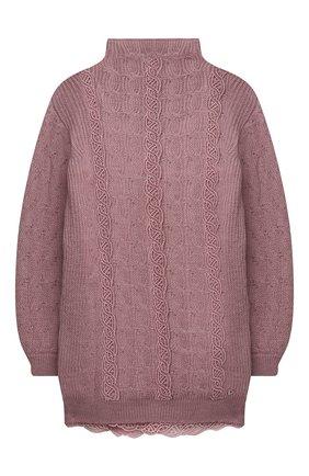 Платье-свитер | Фото №1