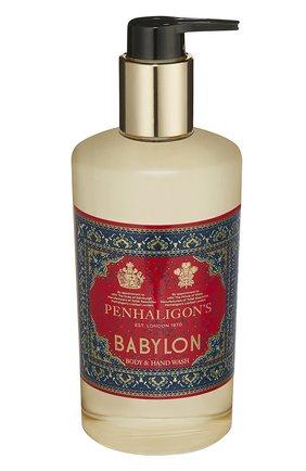 Гель для душа babylon (300ml) PENHALIGON'S бесцветного цвета, арт. 5056245020827   Фото 1